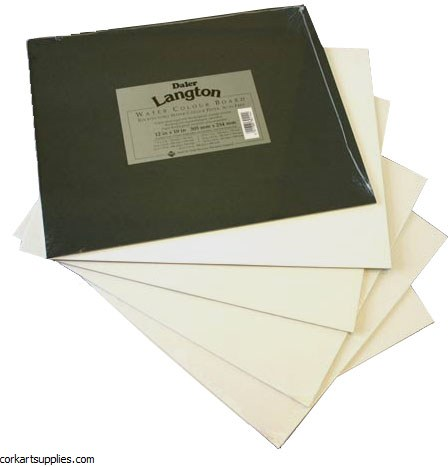 Langton Watercolour Board 12x10