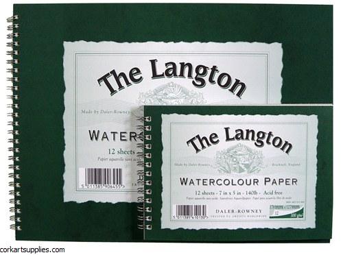 """Langton Spiral 16x12"""" Not"""