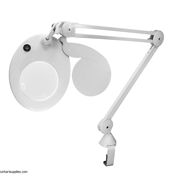 Long Reach Magnifier/Lamp
