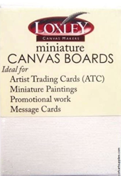 Canvas Panel Loxley ATC 3pk
