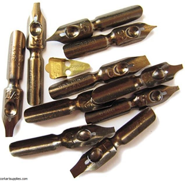 Nib Mitchell Roundhand LEFT Hand 0.9mm