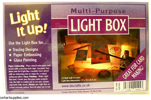 Light Box 23x15cm