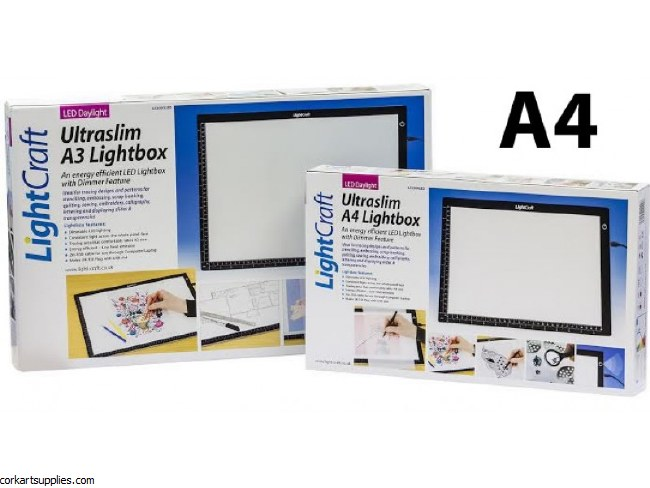 Light Box LED Ultraslim A3