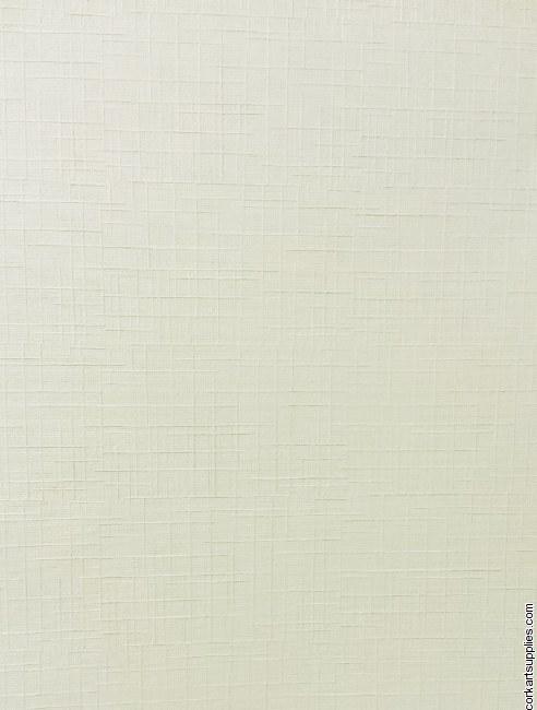 Linen Card A4 Ivory