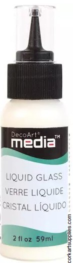 DecoArt Liquid Glass 59ml/2oz