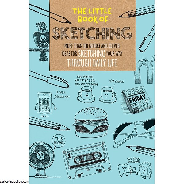 Book Little Book of Sketching