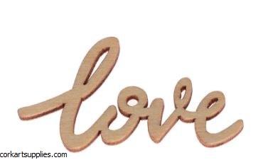 CAS Words Love 6pk