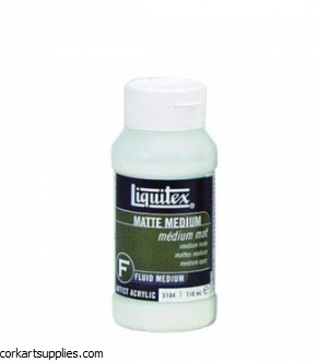 Lqx Matt Basics Medium 118ml