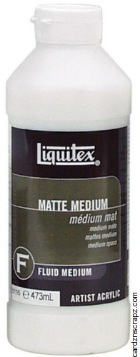 Lqx 473ml Matt Medium