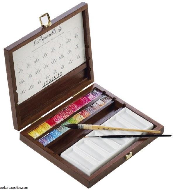 Sennelier AWC Luxury Box