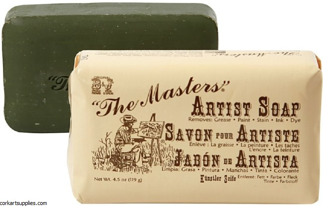 Masters Hand Soap 119g