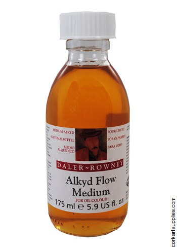 Daler 300ml Alkyd Flow Medium