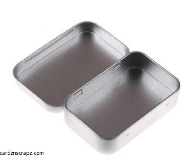Metal Storage Tin