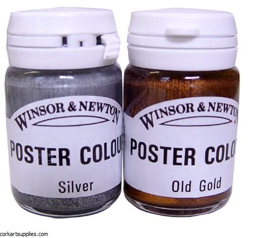 Winsor & Newton Poster 14ml Silver