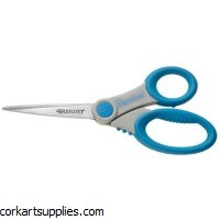 Scissors SoftGrip Microban 8