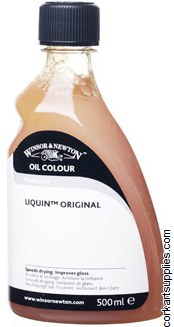 W&N 500ml Liquin Oil
