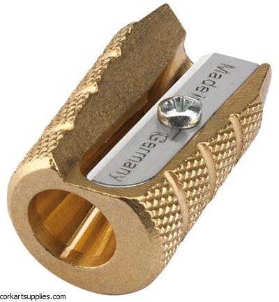 Sharpener M&R Brass 0604
