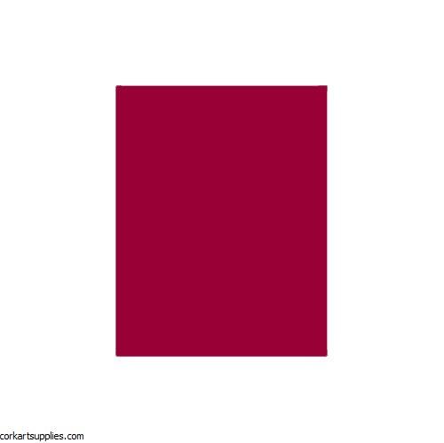 Mountboard A1 Scarlet