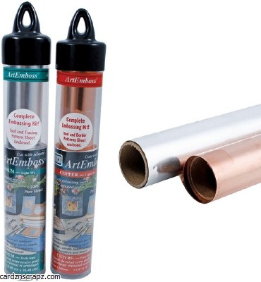 Copper Roll 9¼ x12