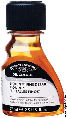 Winsor & Newton 75ml Liquin Fine Detail