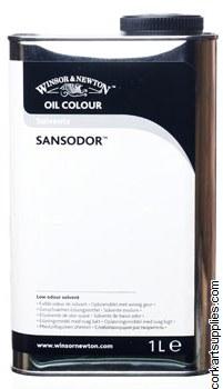 W&N 1 Litre Sansodor