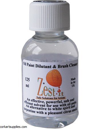 Zest It Solvent 125ml