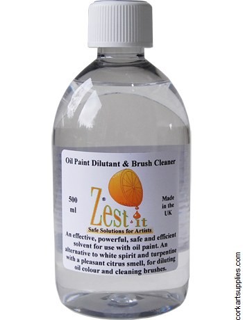 Zest It Solvent 500ml