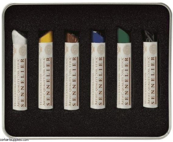 Oil Stick Mini 15mm Test 6pk
