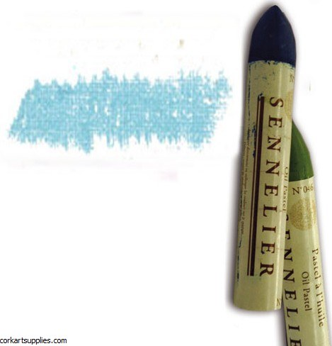 Sennelier Oil Pastel 38ml Transparent Blue