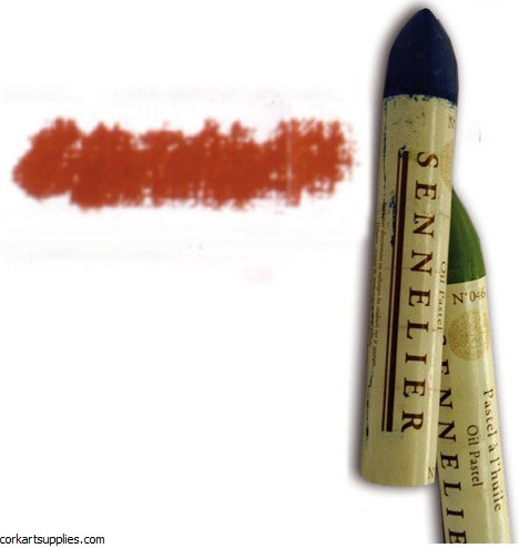 Sennelier Oil Pastel 38ml Red Deep