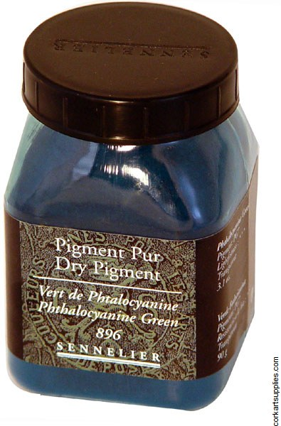 Pigment S4 Phthalo Green 90g