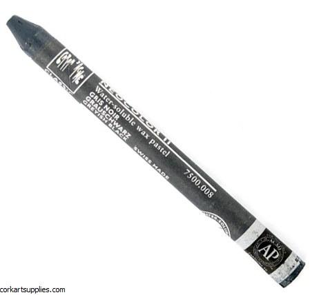 Neocolor II 008 Greyish Black