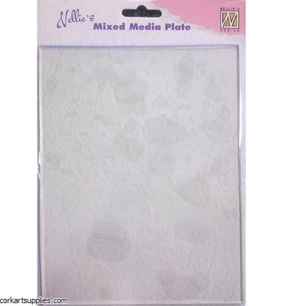 Nellie's Mixed Media Gel Plates 3mm A5