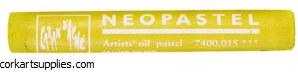Neopastel 015 Olive Yellow