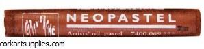 Neopastel 069 Burnt Sienna