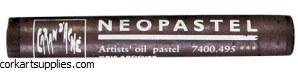 Neopastel 495 Slate Grey