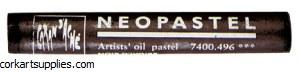 Neopastel 496 Ivory Black