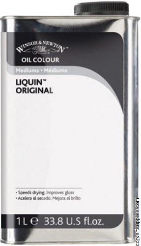 W&N 1 Litre Liquin Oil