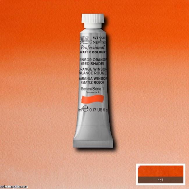 AWC 5ml Winsor Orange (R/S)S.1