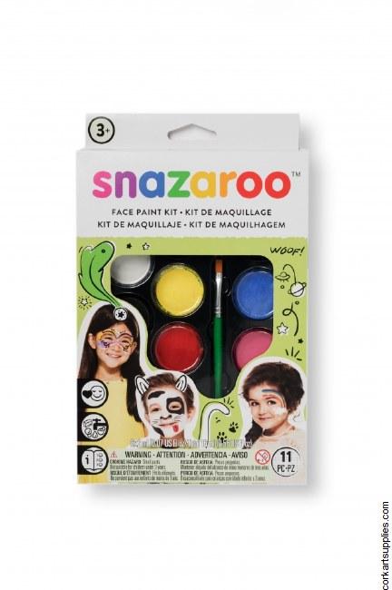 Snazaroo Kit Unisex 11pk