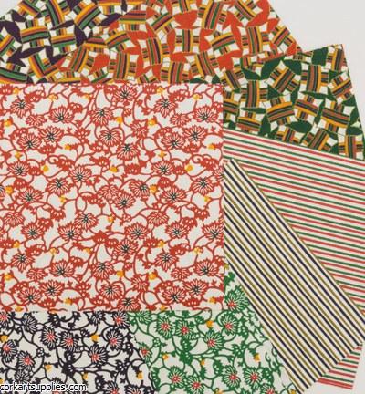 Origami Yasutomo No.4306 6x6