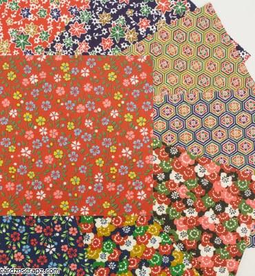 Origami 4307 Yuzen 2 6x6