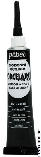 Porcelaine Outliner 20ml Anth