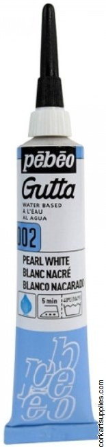 Gutta W/Base 20ml White