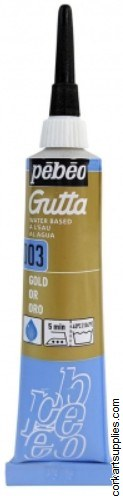 Gutta W/Base 20ml Gold