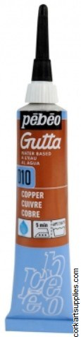 Gutta W/Base 20ml Copper