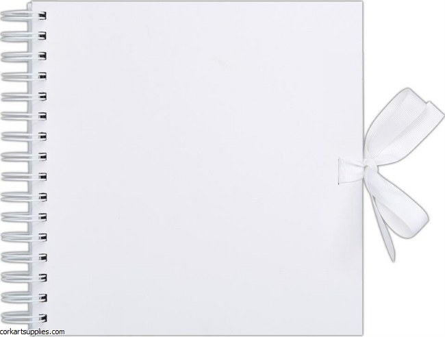 Papermania 12 X12 Inch Scrapbook White