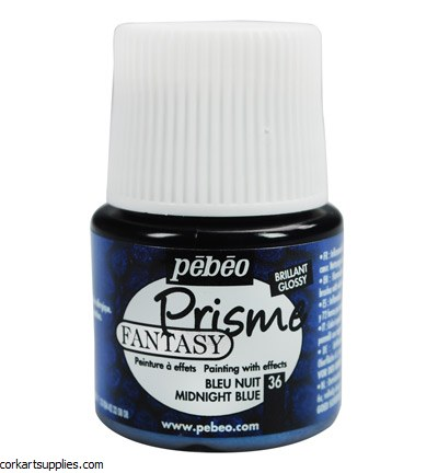 Pebeo Prisme 45ml Midnight Blu