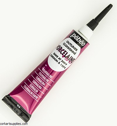 Porcelaine Outliner 20ml Pink