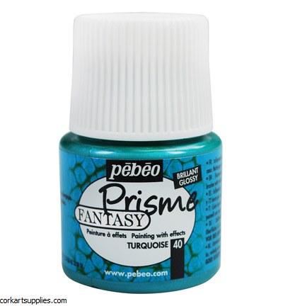 Pebeo Prisme 45ml Turquoise